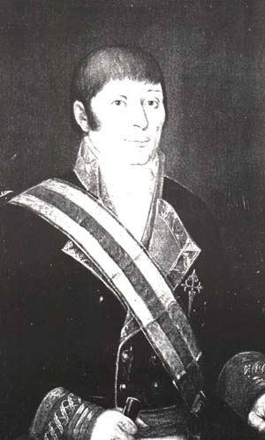 Mourelle Francisco Antonio (1754—1820)