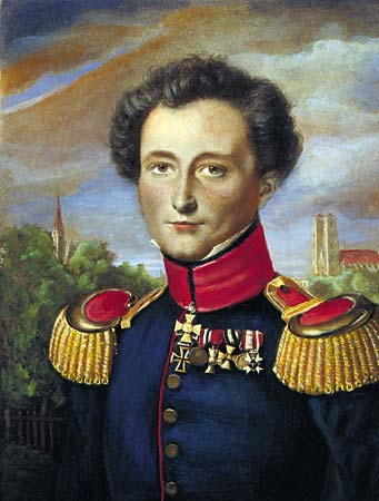 Clausewitz Carl Philipp Gottlieb (1780—1831)