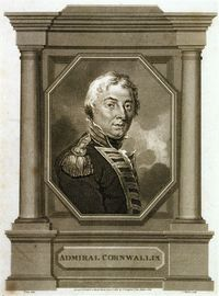 Cornwallis William (1744—1819)