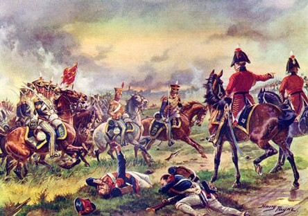 Waterloo. 18 июня 1815