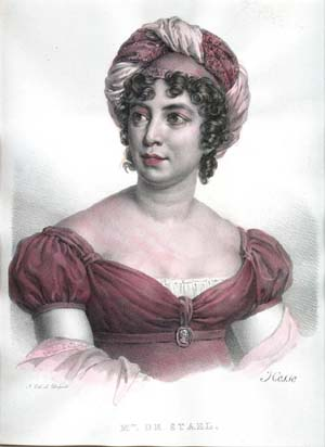 Stael Anne Louise Germaine de (1766—1817)