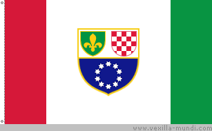 Bosnia & Herzegovina (Croat administration) Herceg Bosna
