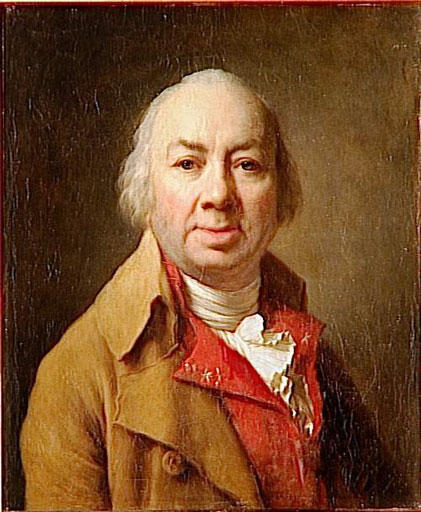 Duplessis Joseph-Siffred   (1725—1802)