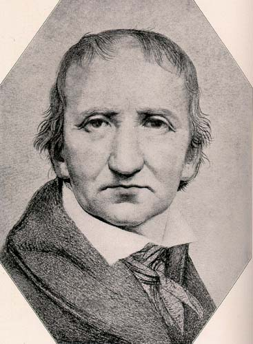 Schadow Johann Gottfried (1784—1850)
