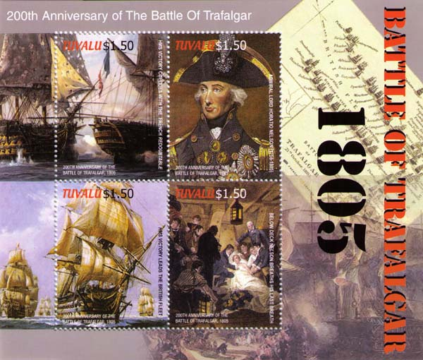 Battle of Trafalgar; Admiral Nelson
