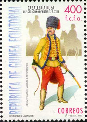 Russian Hussars