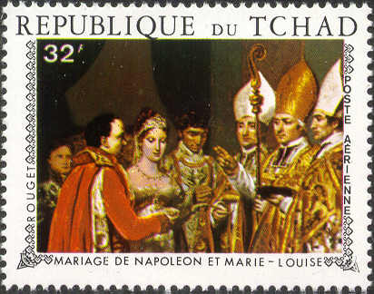 Marriage of Napoleon and Marie-Louise