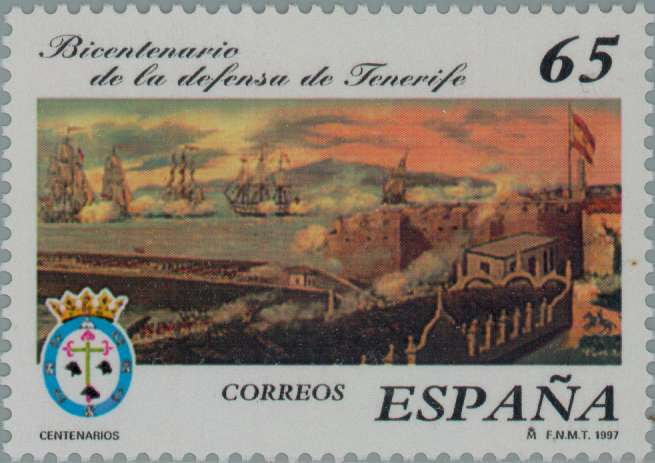 Naval defence of Tenerife
