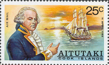 Captain Bligh, HMS «Bounty»