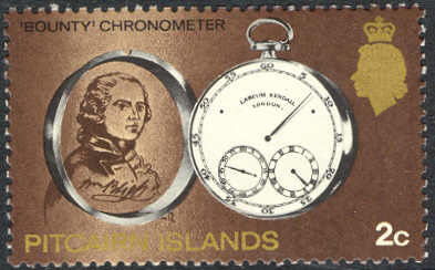Bligh and Chronometer