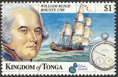 William Bligh, «Bounty»