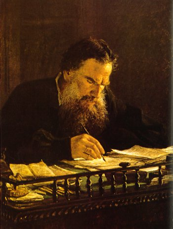 Tolstoy (Толстой) Lev Nikolaevich (1828—1910) «War and Peace»