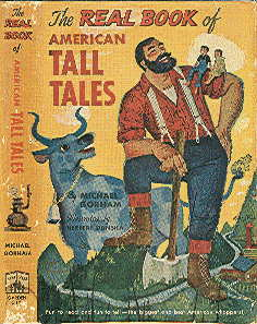 Gorham Michael (1906—1995)  «The Real Book of American Tall Tales»