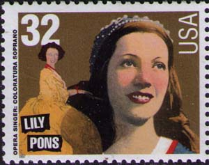 Lily Pons as Rosina