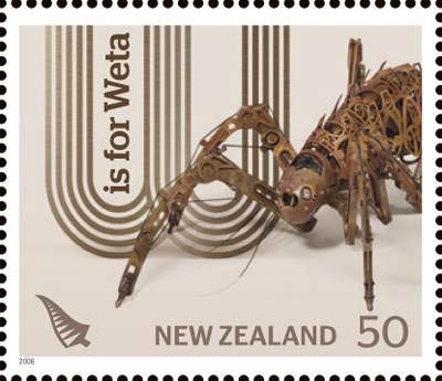 W is for Weta
