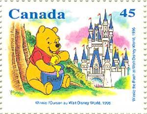 Philatelia.Net: Literature for children / Stamps / Winnie the Pooh ...