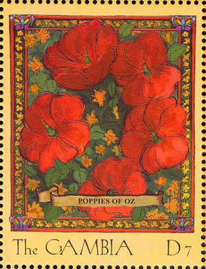 Poppies of Oz