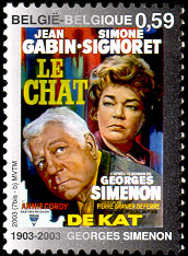 «Le Chat» (film poster)