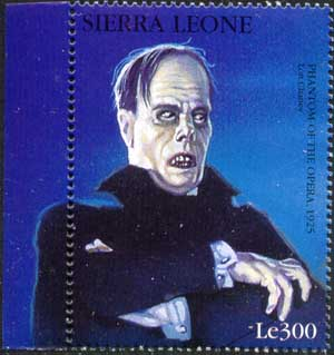 Lon Chaney as Eric