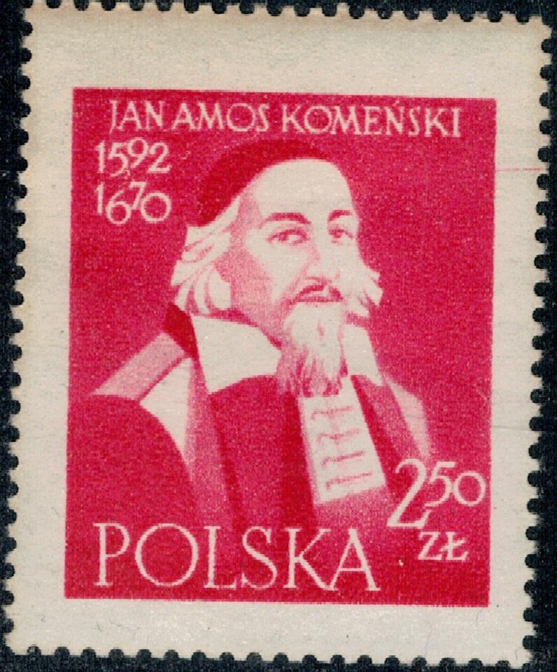 Resultado de imagem para Jan Amos Komenský