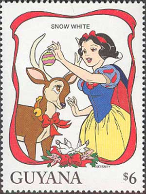 Snow White and Reindeer