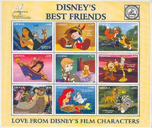 Philatelia.Net: Literature for children / Stamps / Ariel ...
