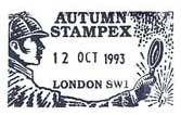 London SW1. Autumn Stampex