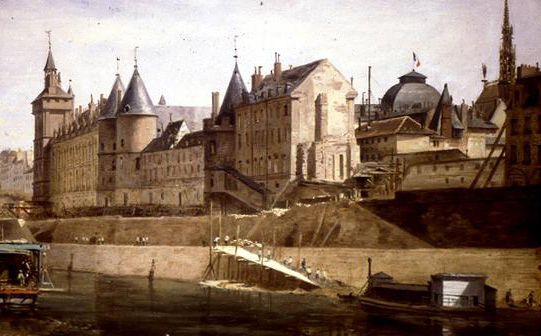The Conciergerie (La Conciergerie)