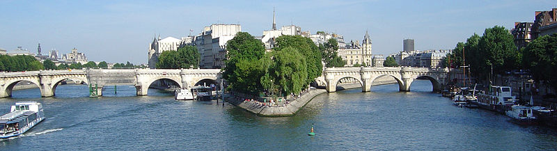 The Pont Neuf (New Bridge)