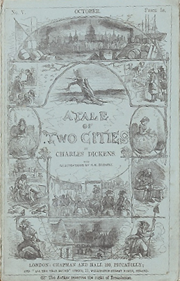 Charles Dickens. «A Tale of Two Cities»