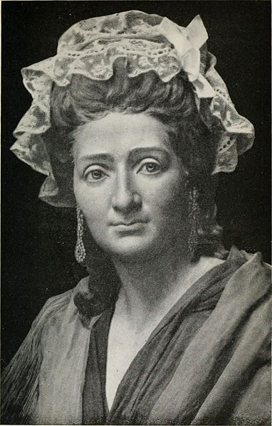 Тюссо (Tussaud, девичья фамилия Гроссхольц, Grosholts) Анна Мари  (1761—1850)