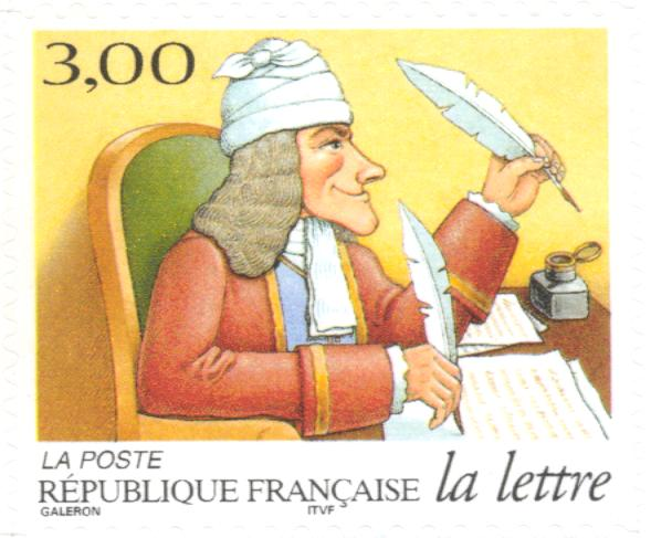 Voltaire write «English Letters»