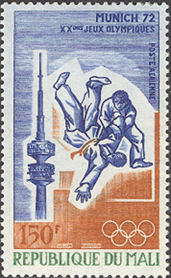 Olympic TV Tower, Judo