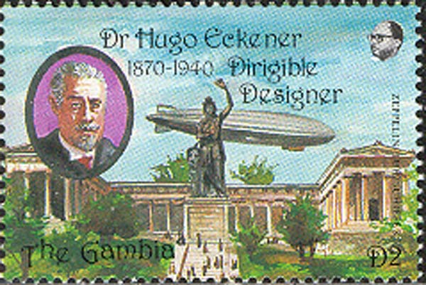 Hugo Eckener and «Graf Zeppelin»