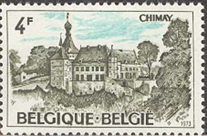 Chimay Castle
