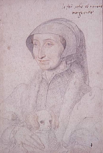 Маргарита Наваррская иначе – Валуа или Ангулемская (Marguerite d'Angouleme)(1492–1549)