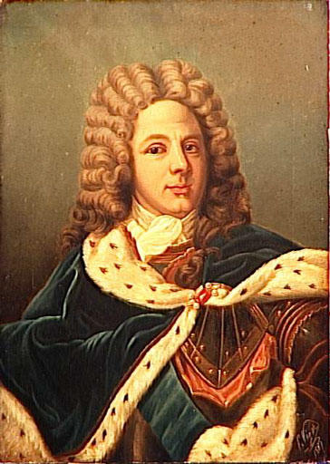Saint-Simon Louis de (1675–1755)