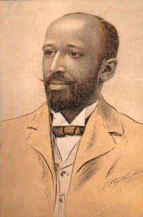 Du Bois William Edward Burghardt (1868—1963)
