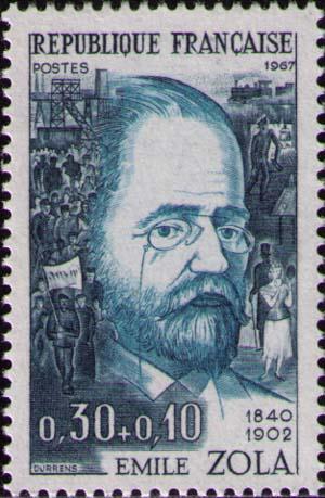 Resultado de imagem para Émile Zola