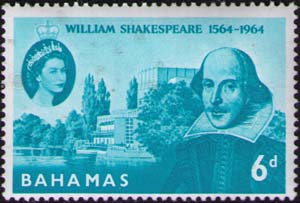 William Shakespeare; The Memorial Theatre