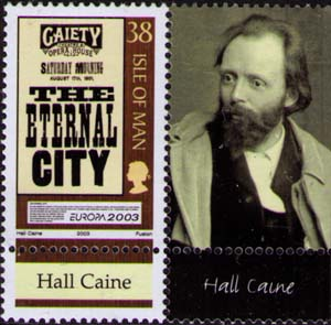 «The Eternal City» (by Hall Caine)