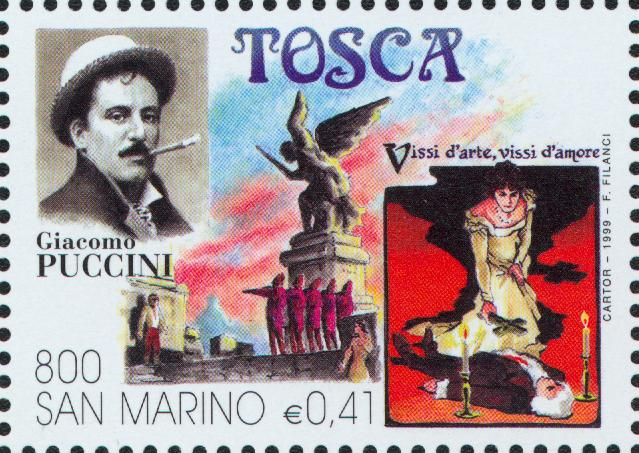 Tosca and Puccini