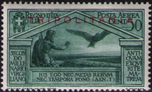 Aeneas and Eagle