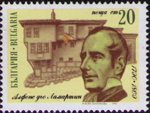 Lamartine and his House in Plovdiw