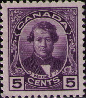 Tomas D'Arcy McGee