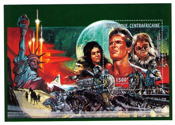 «Planet of the Apes»