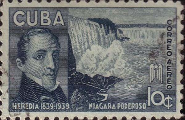 Jose Maria Heredia and Niagara Falls