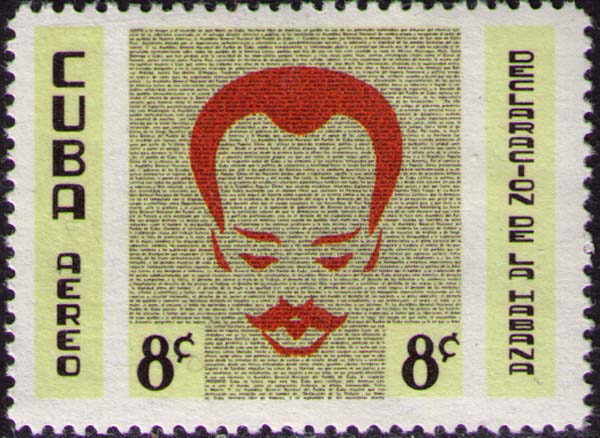 Jose Marti and «Declaration of Havana» (French)