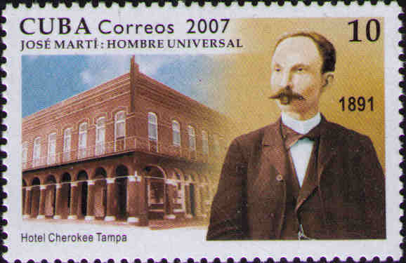 Jose Marti and Tampa