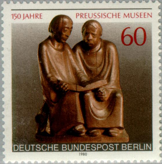 Monks Reading (Ernst Barlach)
